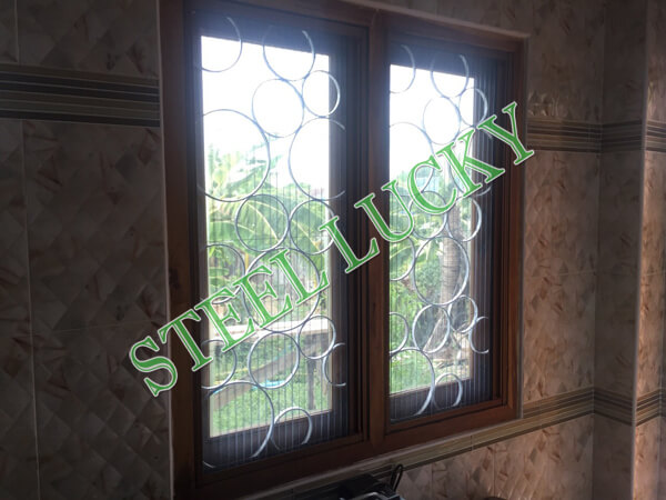 Curved steel for doors & windows 088-278-1881